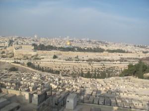 Jerusalem, Mt. of Olives