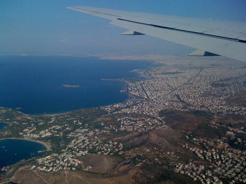 Athens Aerial