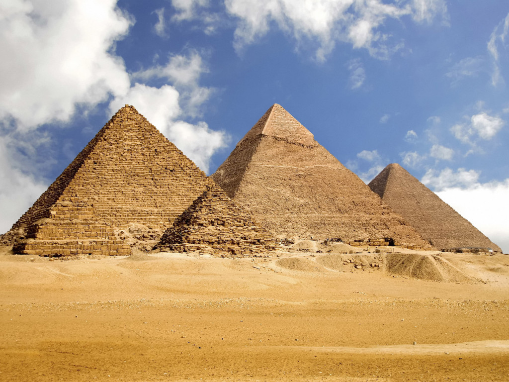 "Egypt-Jordan-Israel ""Granddaddy"" Biblical Tour: Oct-Nov, 2017"
