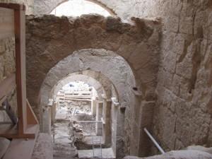 Herodium arches