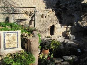 Garden Tomb, Jerusalem