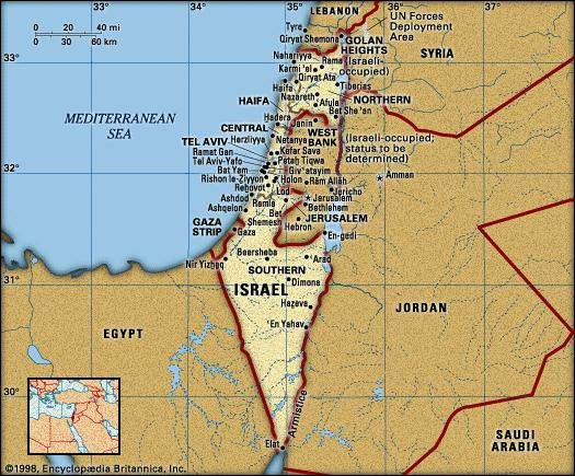 Israel's Legal Rights