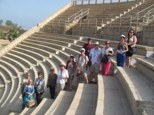 Theater in Caesarea