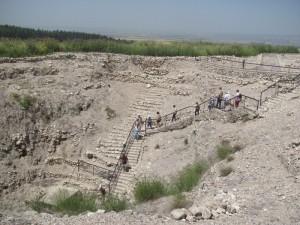 Water System at Megiddo