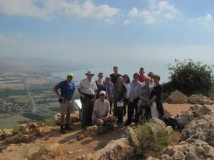 On top of Arbel