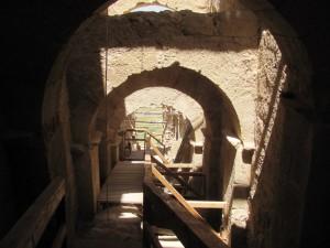 Monumental archways at Herodium