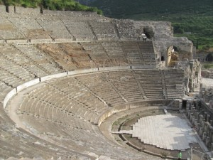 Theater in Ephesus