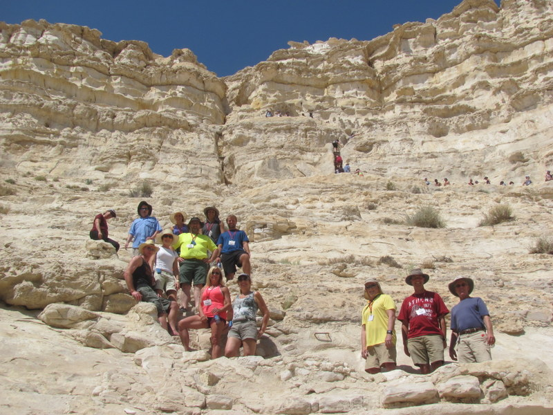 July 2015 Israel Tour – Day 4