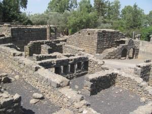 Katzrin - Talmudic village
