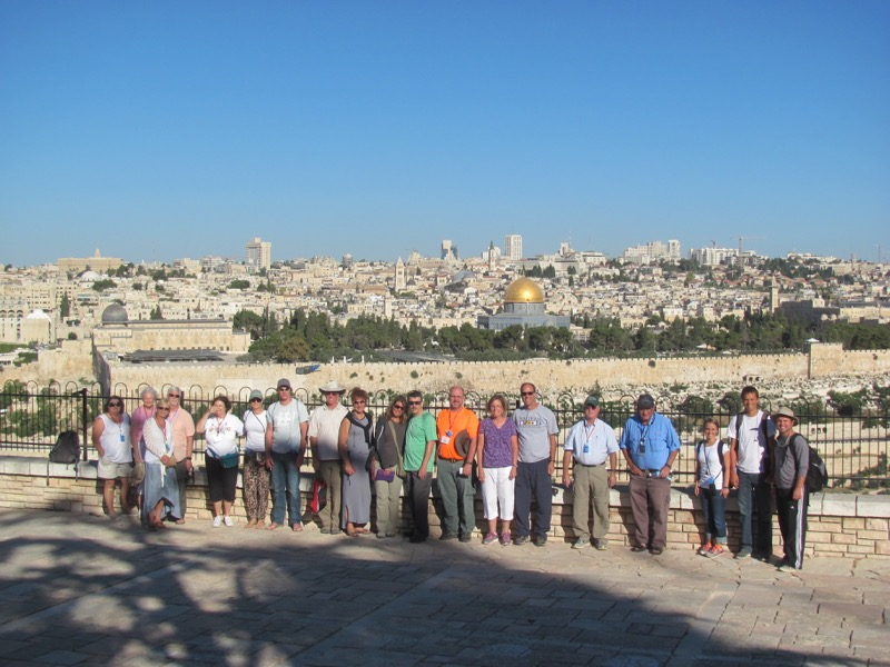 July 2015 Israel Tour – Day 9