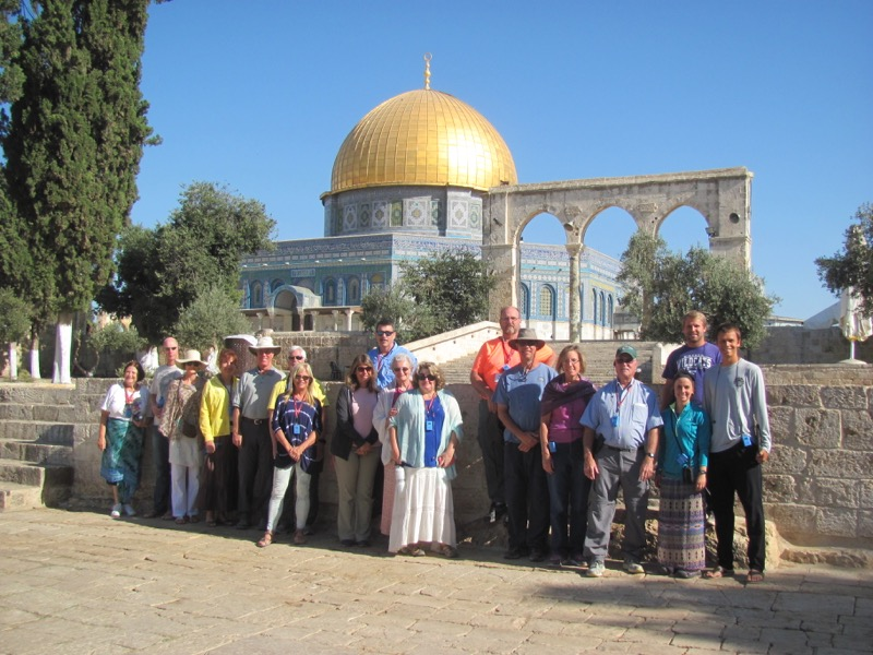 July 2015 Israel Tour – Day 11