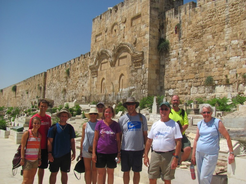 July 2015 Israel Tour – Day 12