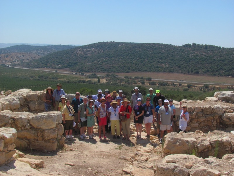 Jericho, Biblical Israel Tours, Christian Israel Trips, Holyland, stone walls, Joshua