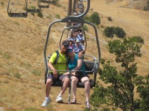 Mt. Hermon Ski Lift
