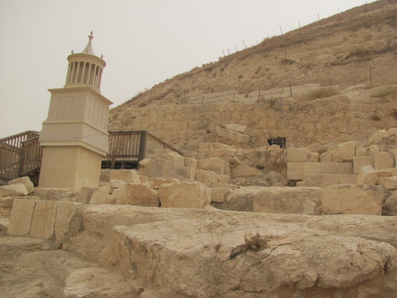 tomb of herod herodium