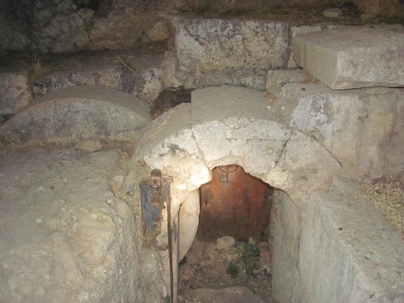 herod's family tomb