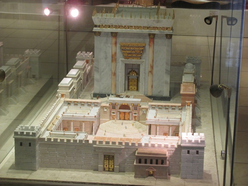 second temple model temple institute