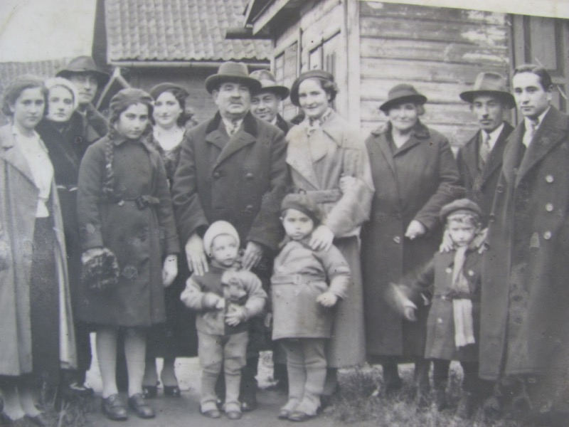 shlomo's family vilna poland