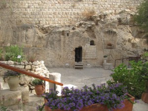 The Garden Tomb, Jerusalem
