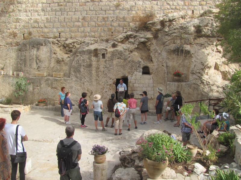 garden tomb jeruasalem