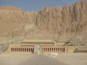 Hatsepsut Temple, Luxor