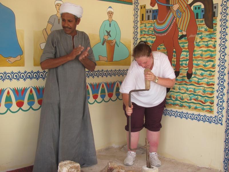 luxor egypt marble