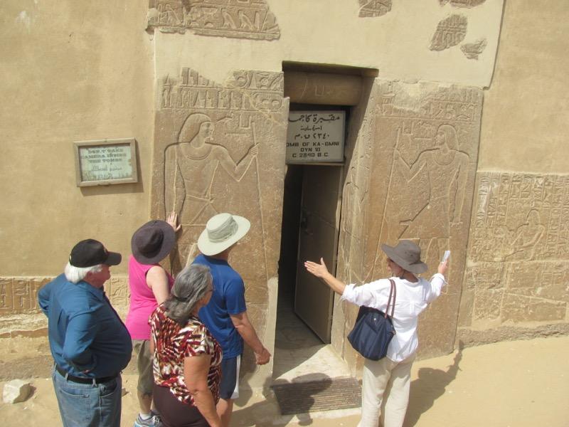 sakara tomb egypt