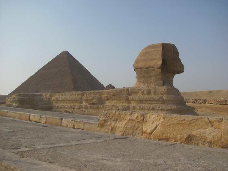 great sphinx giza