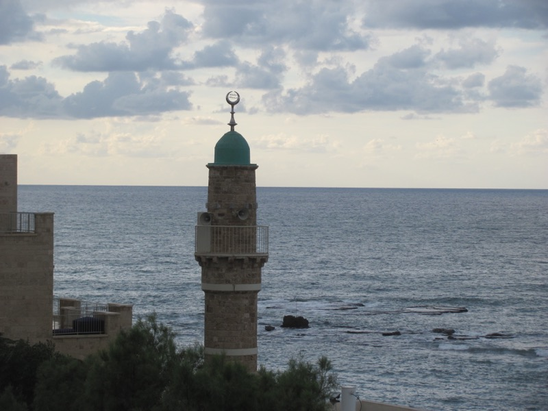 turkish tower jaffa