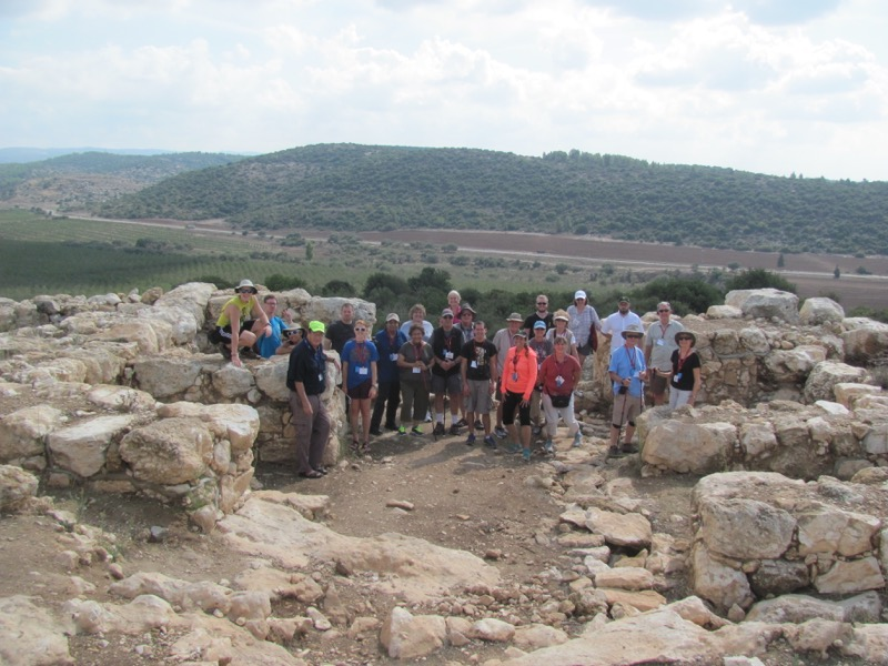 Oct-Nov 2015 Israel Tour Day 3
