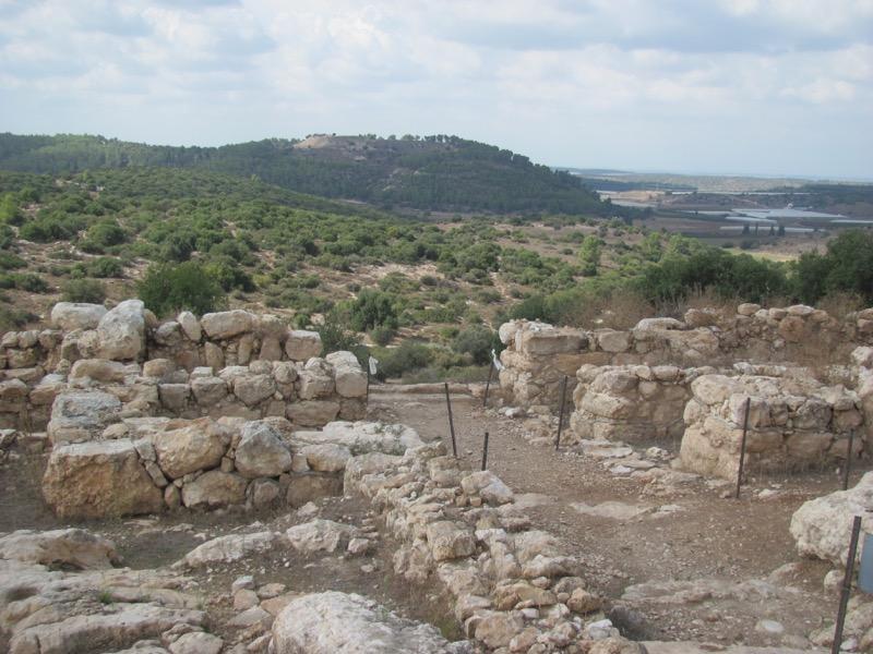 qeiyafa gate