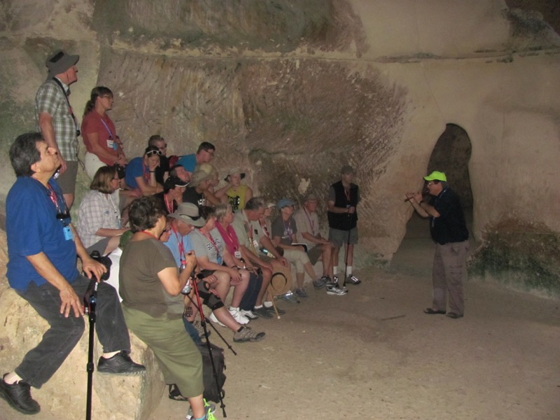 bell cave beit guvrin