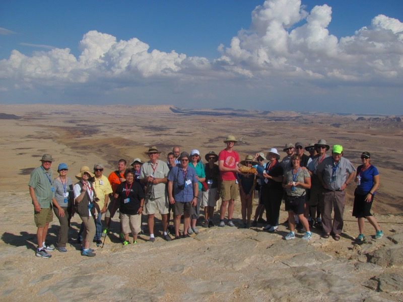 Oct-Nov 2015 Israel Tour Day 4