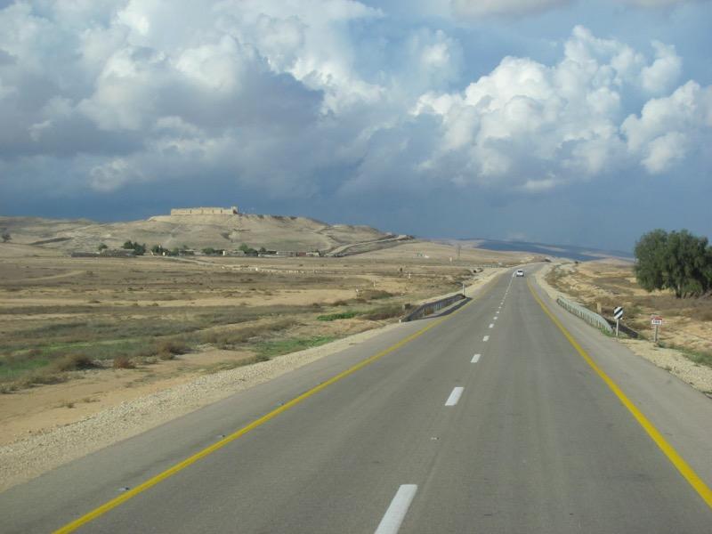 tel arad negev israel