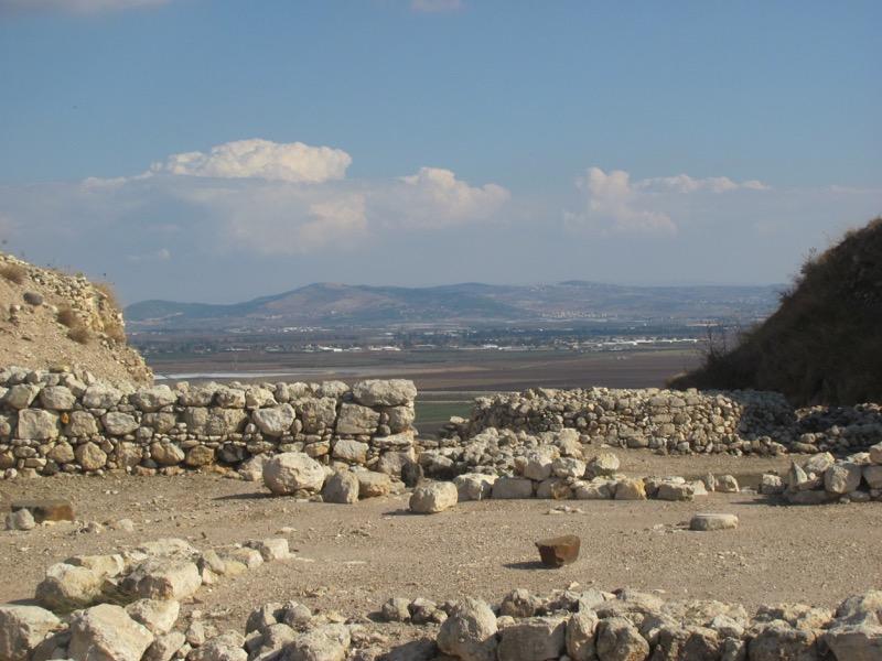 megiddo jezreel valley armegeddon