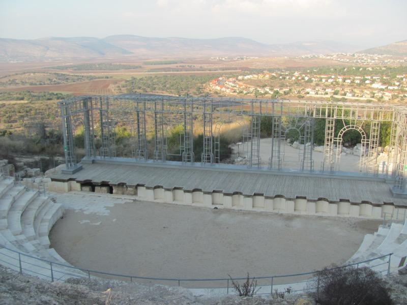 sepporis theater beit netoffa valley