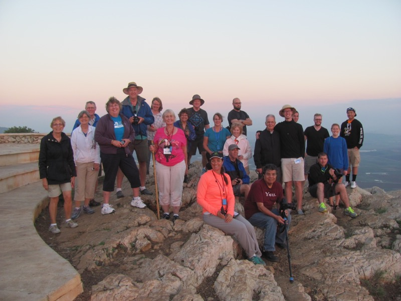 Oct-Nov 2015 Israel Tour Day 6