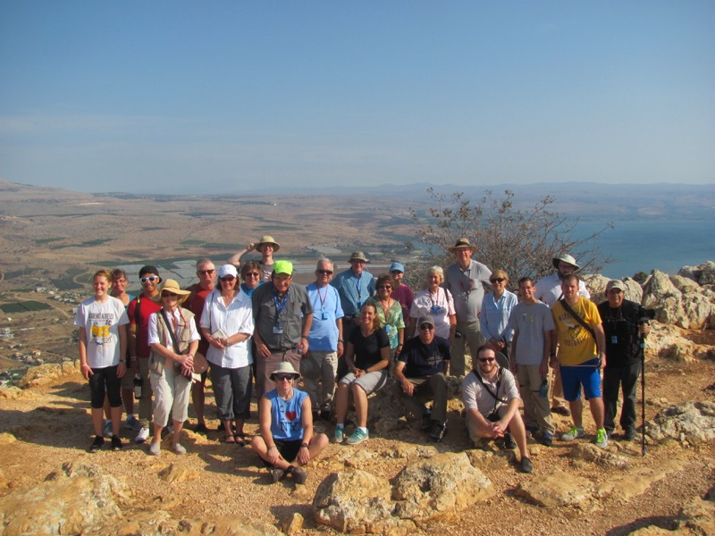 Oct-Nov 2015 Israel Tour Day 8