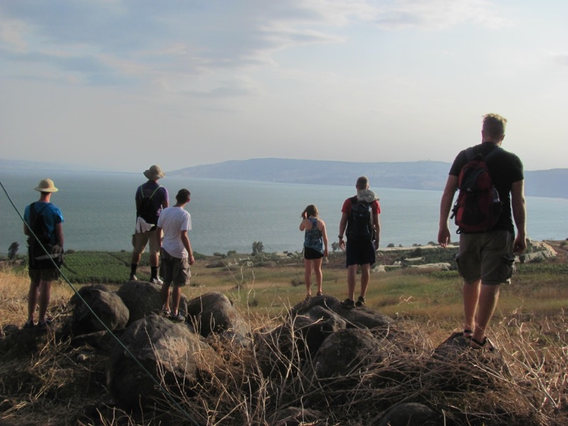 solid rick israel tour mt of beatitudes