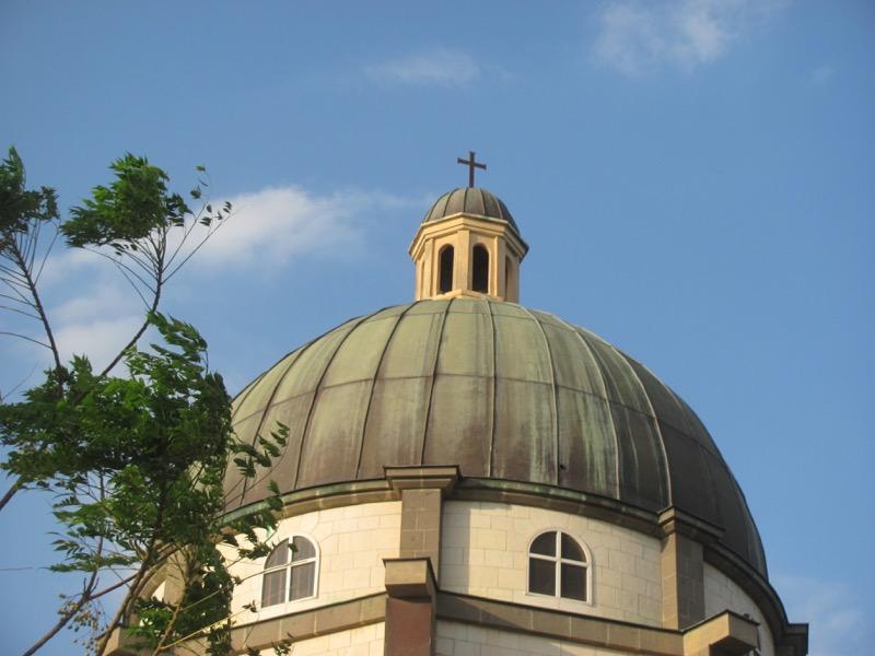 church of mt of beatitudes