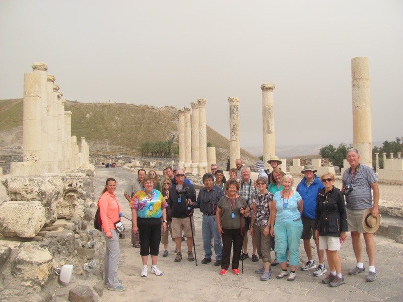 Oct-Nov 2015 Israel Tour Day 10