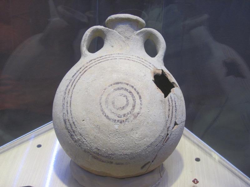 shiloh pottery