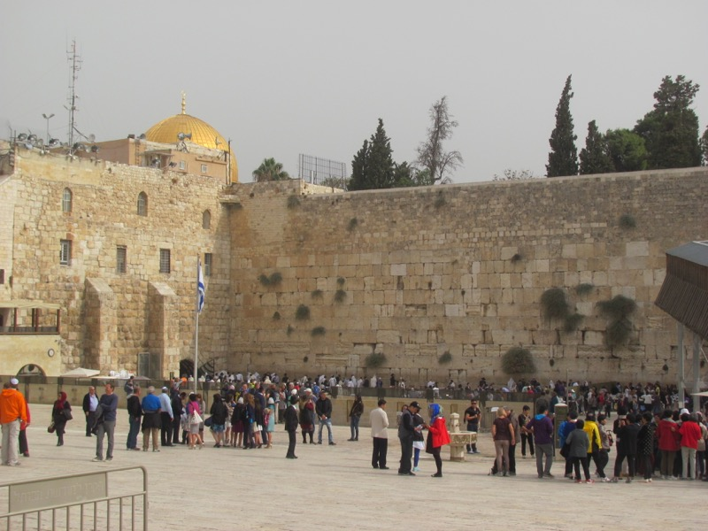 Oct-Nov 2015 Israel Tour Day 11