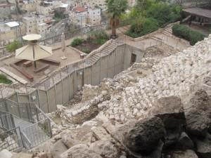 City of David excavations