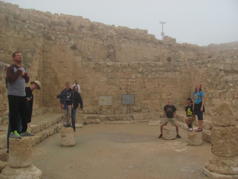 Oct-Nov 2015 Israel Tour Days 13 and 14