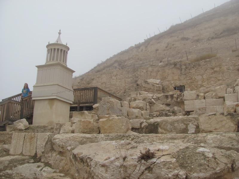 herod's grave