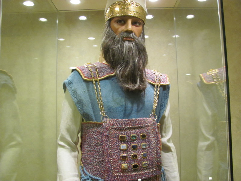 high priest garment