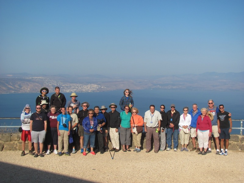 John DeLancey,Biblical Israel Tours, Holyland Tours, Christian Israel Trips
