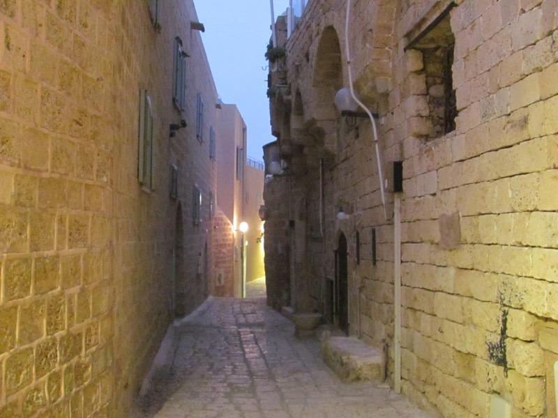 jaffa joppa street