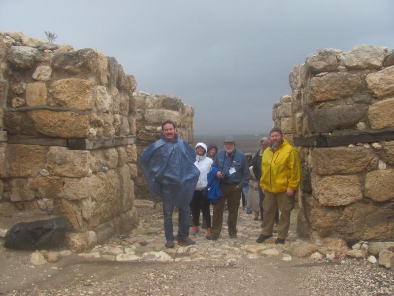 megiddo gate